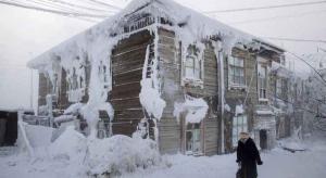 الحرارة 72 تحت الصفر في قريه الأكثر برودة في العالم
