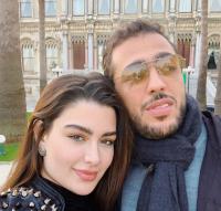 "بالصور  .. ""روان بن حسين"" تعلن انفصالها عن زوجها"