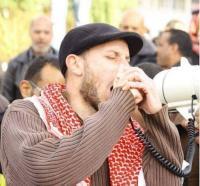 الافراج عن الناشط رامي سحويل