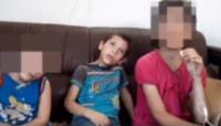 سوريا ..  أب يسجن أطفاله بطريقة مأساوية إرضاء لزوجته
