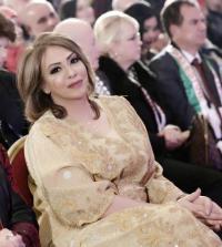 وزير الثقافة الفلسطيني يكرم رانيا حدادين كشخصية العام 2018