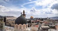 معالم حضارات ودول تجتمع في القدس