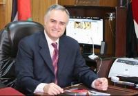 النعيمات يهنئ الاستاذ الدكتور نجيب ابوكركي