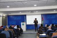 ورشة عمل حول الإسعافات الأولية في جامعة الزرقاء