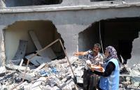 الأمم المتحدة تطالب بتعويضات عن منشآتها المدمرة بغزة