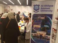 """طلبة """"سند"""" في عمان الأهلية ينظمون يوما للفحوصات المخبرية المجانية"""