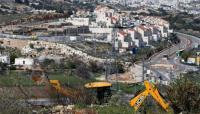 الاحتلال يقرر بناء 1900 وحدة استيطانية بالضفة الغربية