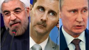 """""""غازيتا"""": السلام السوري يصطدم بإيران"""