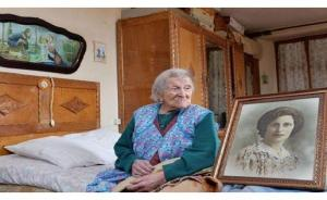 ولدت عام 1899 وتتمتع بصحة جيدة