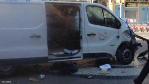 13 قتيلا بعملية دهس  ارهابية في برشلونة