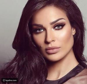 نادين نجيم مع ابنتها بأجمل صورة  ..  شاهد