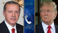 اتفاق بين ترامب واردوغان بشأن سوريا