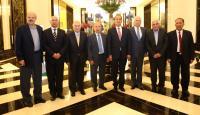 رؤساء ومدراء شركة البوتاس العربية السابقين على مأدبة الصرايرة