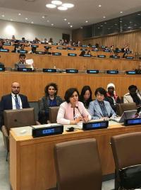 لطوف تتراس وفداً اردنياً في الأمم المتحدة