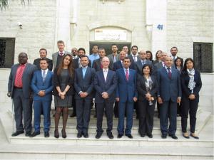 انطلاق فعاليات برنامج تدريبي متخصص في المعهد الدبلوماسي