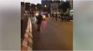 الاحتلال تطلق النار على شاب في القدس