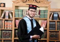 يزيد محمد الحواري مبارك التخرج