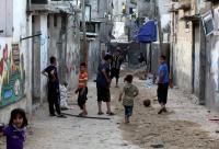 اللاجئون في فلسطين 41 % من مجمل السكان