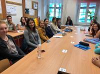 """""""عمان الأهلية"""" تشارك بفعالية التبادل والحراك الأكاديمي في التشيك"""