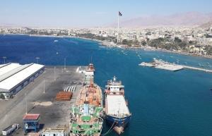 ميناء العقبة يستقبل 2500 حاوية غذاء ودواء اليوم