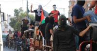 122 اصابة برصاص الاحتلال على حدود غزة