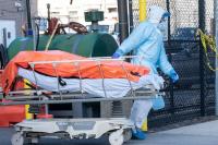 امريكا تسجل 65 الف إصابة جديدة وألف وفاة بكورونا