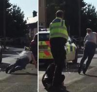 الشرطة البريطانية تتسبب في إجهاض امرأة
