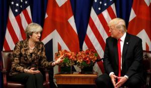 سفير بريطاني: علاقتنا مع واشنطن وهمٌ