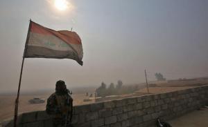 """""""داعش"""" يعزز دفاعاته بالموصل والتحالف يكثف غاراته"""