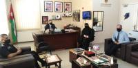 النعيمي يطّلع على عملية تسجيل طلبة التوجيهي للتكميلية بمديرية قصبة عمان