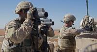 الجيش السوري يوقع بمجموعة مسلحة تسللت من القاعدة الأمريكية