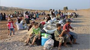 الأردن يسمح بمرور 800 لاجئ سوري لدول أوروبية