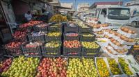 سوريا تصدر 500 طن خضار وفواكة الى الاردن يوميا