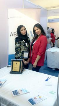 بنك ABC يشارك بفعاليات اليوم الوظيفي في جامعة الاميرة سمية والهاشمية