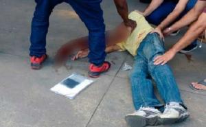 حادث غريب في البرازيل ..  لولا الفيديو لما صدقه أحد! (شاهد)