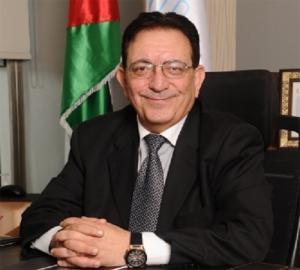 تهنئة لمعالي مالك حداد وزير النقل