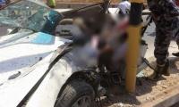 وفاة حدث واصابة اخر بتدهور مركبة في المفرق