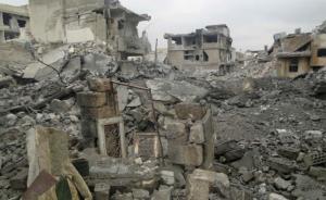 منظمة: قصف مستشفى ولادة في إدلب