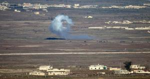 """غارات """"إسرائيلية"""" تستهدف نقاط عسكرية سورية ومواقع لحزب الله"""