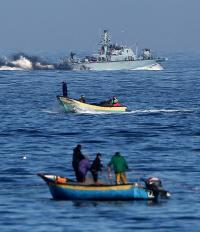 172 انتهاكا بحق صيادي غزة