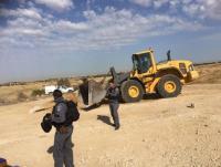 الاحتلال هدم وصادر 59 مبنى فلسطينيًا