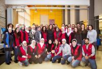 الملكة رانيا تحضر جانبا من اجتماع مجلس أمناء متحف الأطفال