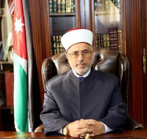 قاضي القضاة : فلسطين والقدس من ثوابت الأمة