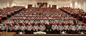 قوات الدرك تحتفل بالهجرة النبوية الشريفة