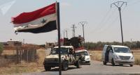 طريق عمان - دمشق آمن