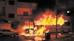 وفاة طفلين بحريق منزل في الزرقاء