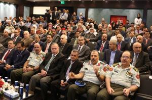 انطلاق فاعليات مؤتمر الحروب والنزاعات المسلحة وتاثيراتها على البيئة