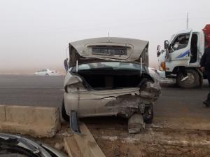 10 إصابات بحادثين في الزرقاء واربد