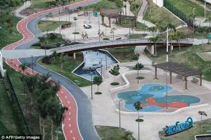 البعثات تفر من القرية الأولمبية في ريو لعدم آدميتها