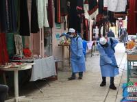 فلسطين تعزل مدينة الخليل بسبب كورونا